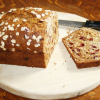 Thumbnail image for Cranberry, Oat & Honey Bread