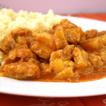 Pork & Pineapple Curry