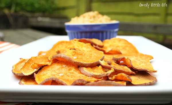 Post image for Sweet Potato Crisps