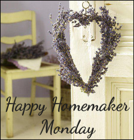 Post image for happy homemaker monday #1