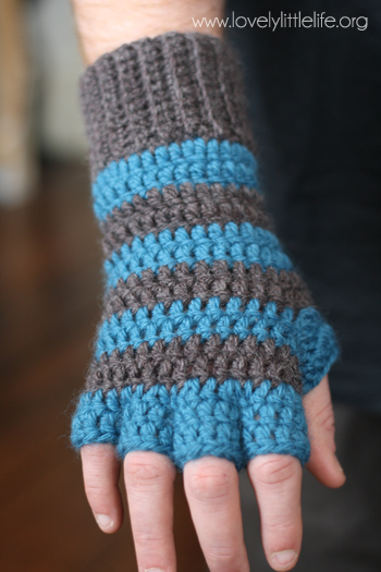 mens fingerless gloves 1