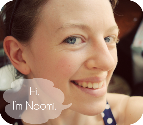 All About Naomi of Lovely Little Life