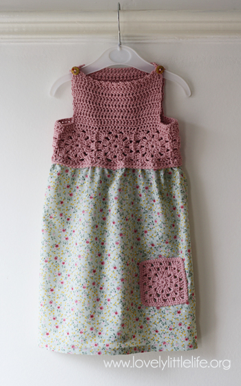 Post image for Emma's Crochet Summer Dress