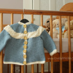 A Childs Cardigan (& a lesson learned!)