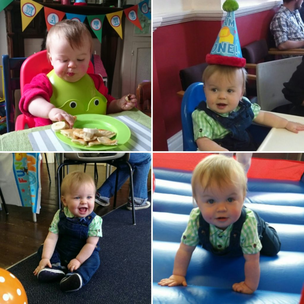 First Birthday Celebrations