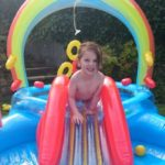 To my little big girl… Your last week at nursery